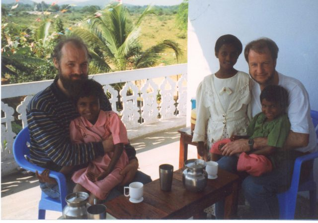 Bernd Rainer Mit Kindern I Arm Schoß 12 98
